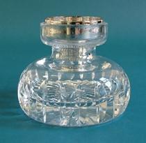 Stuart Crystal Mini Lamp Base