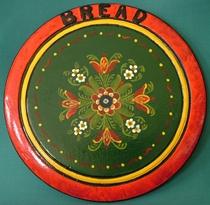 Bargeware Bread Board