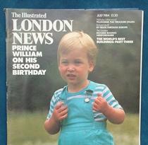 Illustrated News Prince William