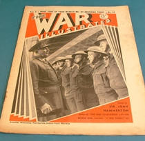 War Illustrated Periodical