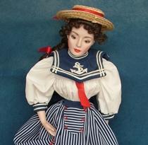 Franklin Heirloom Doll