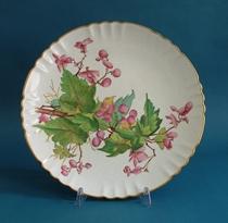 Prunus Plate