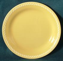 Figgjo Flint Sissel Gul Plate
