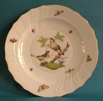 Herend of Hungary Plate