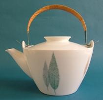 Noritake Namiki Teapot