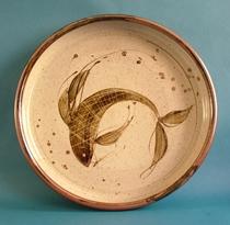 Large Fish Dish