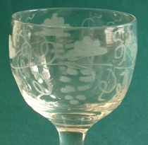 1790 Cordial Glass